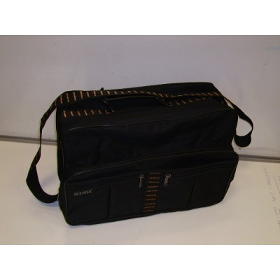 Holdall with manually activated 130db sounder
